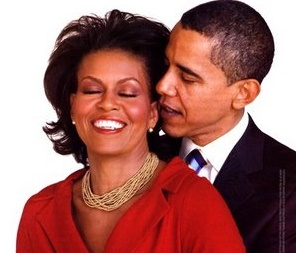Mišela un Baraks Obamas